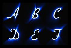 字母符号 库存图片