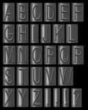 字母表。 库存照片