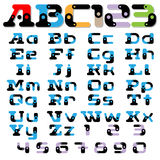 字母表 库存照片
