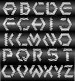 字母表 库存图片