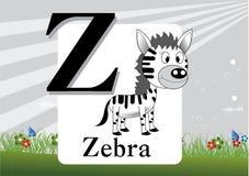 字母表Z 库存照片