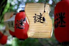 字符汉语 免版税库存照片