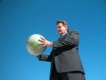 存取全世界 免版税库存图片
