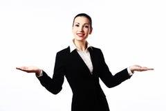 存在妇女 免版税图库摄影