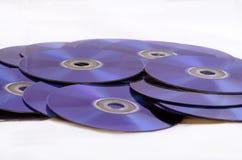 存放数据的数字式媒介。 免版税库存图片