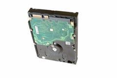 存贮设备硬盘驱动器特写镜头 图库摄影