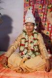 孟加拉人新郎 免版税库存图片