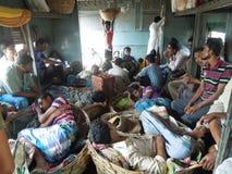 孟加拉人群 免版税库存图片