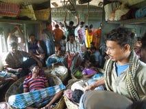 孟加拉人群 免版税库存照片