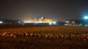 孟加拉国的国家议会 免版税库存照片