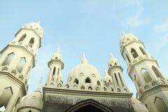 从孟加拉国的清真寺 库存照片