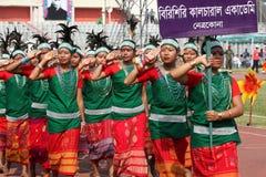 孟加拉国的美国独立日 图库摄影