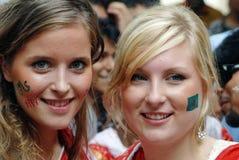 孟加拉庆祝新年度 库存图片