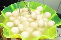 孟加拉甜点 免版税图库摄影