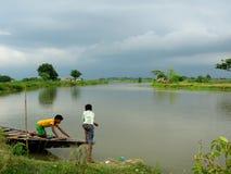 孟加拉的面孔 免版税库存图片