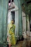 孟加拉社区kolkata 免版税库存图片
