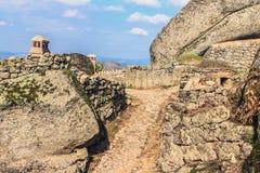 孟山都,多数葡萄牙村庄 免版税图库摄影