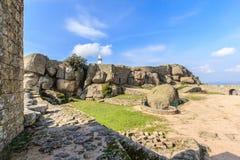 孟山都,多数葡萄牙村庄 免版税库存图片