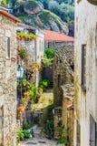 孟山都,多数葡萄牙村庄 库存照片