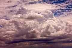 季风风暴1 免版税库存照片
