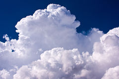 季风风暴5 图库摄影