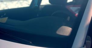 学会司机贴纸欧盟拉脱维亚立陶宛 影视素材