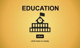 学会学校知识基本的高中Concep的教育 向量例证