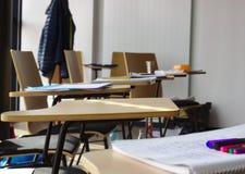 学会的und发展空间 免版税图库摄影