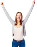 学员妇女年轻人 免版税库存图片