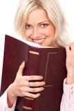 学员妇女 免版税图库摄影