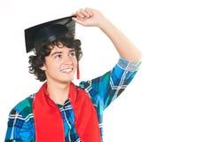 学员年轻人 免版税库存图片