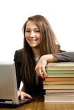 学员成功的年轻人 库存图片