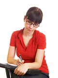 学员 免版税库存图片
