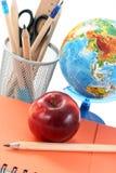 学校时间 免版税库存图片