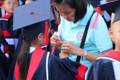 学校毕业 免版税图库摄影
