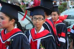 学校毕业 图库摄影