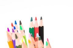 学校的铅笔 库存图片