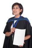 年轻学生毕业生 库存图片