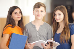 学生 免版税库存照片