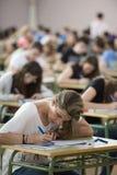 学生 免版税库存图片