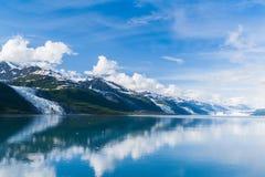 学院海湾,阿拉斯加 免版税库存照片