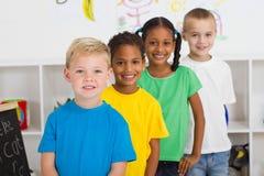学龄前儿童 免版税库存图片