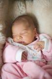 婴孩休息 免版税库存图片