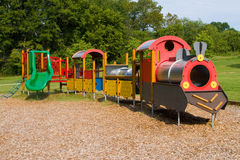 孩子公园 库存照片