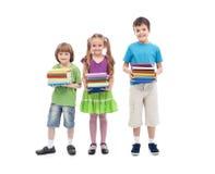 孩子准备的学校 库存图片