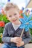 孩子在夏天 免版税库存图片