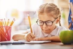 孩子在类学会 免版税库存照片