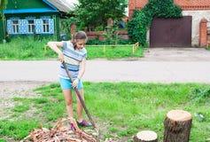 孩子的教育新鲜空气的 免版税图库摄影