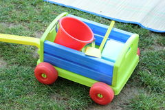 孩子的玩具 免版税库存照片