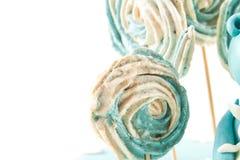 孩子的生日蛋糕乳香树脂 库存图片